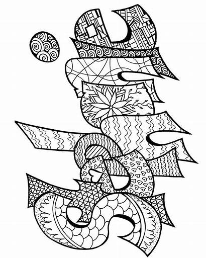 Coloring Pages Printable Stephanie Adult Names Sheets