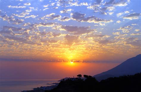 Good Morning  Sunrise In Samos  A Word In Your Ear