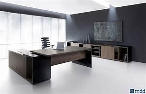 Bureau Contemporain Design : mobilier de bureau banque d 39 accueil mobilier design ~ Teatrodelosmanantiales.com Idées de Décoration