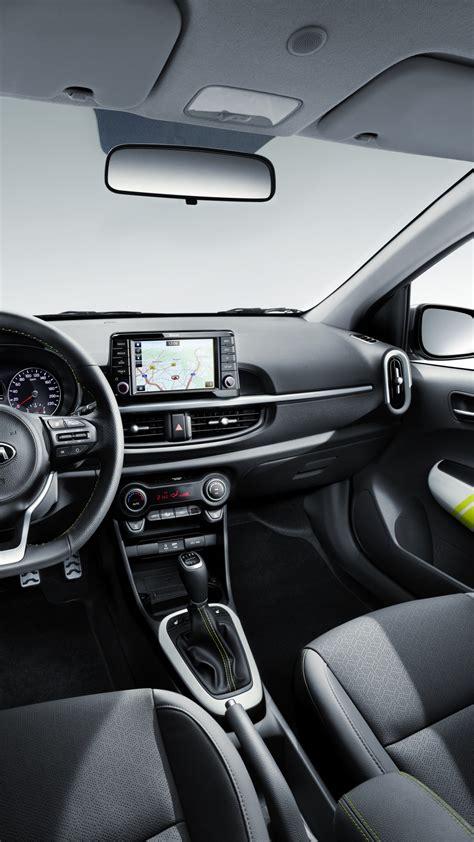 wallpaper kia picanto    cars interior