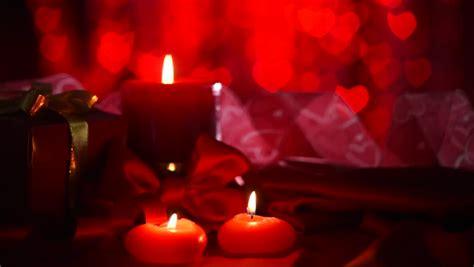 valentines day beautiful valentine scene  red hearts