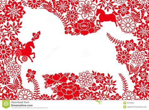 years card year   horse stock image image