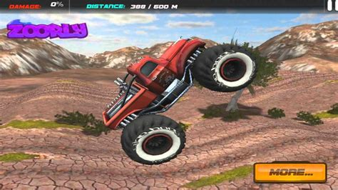 Monster Truck Games Online Play