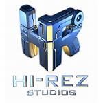 Rez Hi Studios Hirez Games Gamasutra Icons