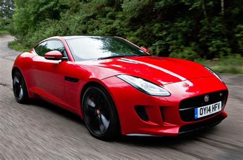 Jaguar F-type Coupé Review (2017)
