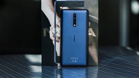 nokia 8 review an interesting flagship with room for improvement androidpit