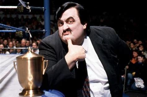 paul bearer   inducted   wwe hall  fame