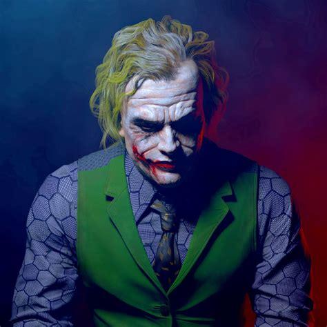 Joker Anime Wallpaper - joker batman heath ledger wallpapers hd desktop and