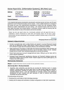 Software sales resumes resume ideas for Software executive resume