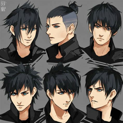 pin  jihyun min  final fantasy xv drawings