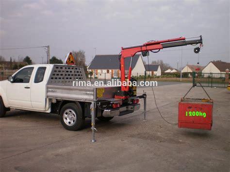 Small Truck Crane,Truck Mounted Crane,Pickup Truck Crane ...