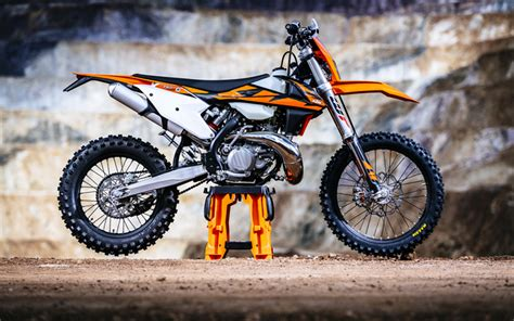 Husqvarna Fc 350 4k Wallpapers by Wallpapers Ktm Exc Tpi 4k Motocross 2018 Bikes