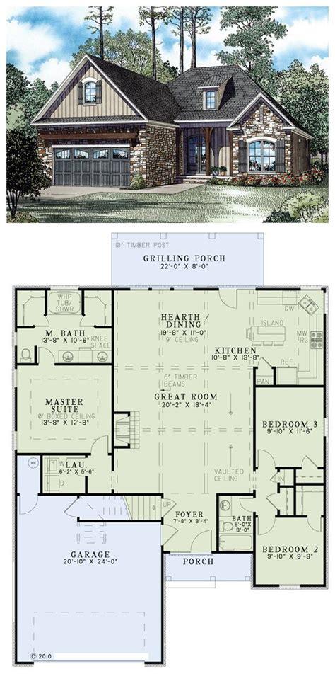 Simple European Floor Plans Ideas Photo by Craftsman European Tuscan House Plan 82272