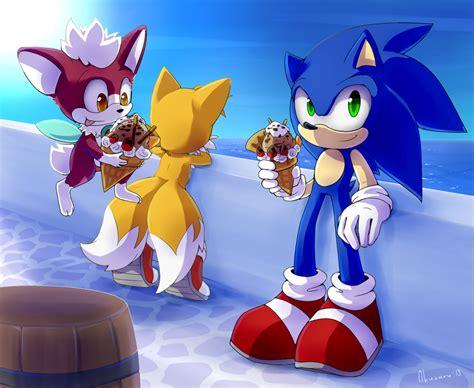 Sonic Unleashed Fan Art