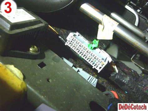 siege scenic 2 réparation connecteur r2 sous siège conducteur scénic ii
