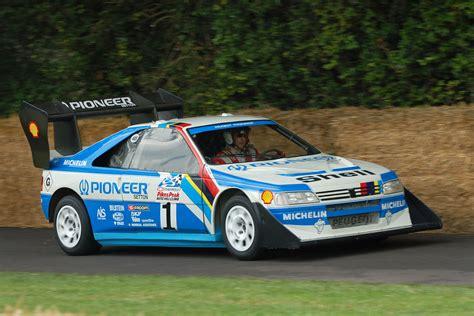 Peugeot 405 T16 by Peugeot 405 T16 Grand Raid 400hp