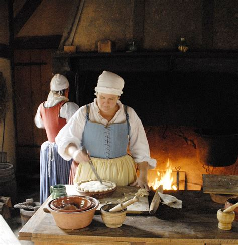 traditions in 17th century and virginia