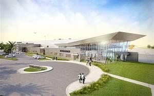 Bombardier Breaks Ground On New Service Center In Miami