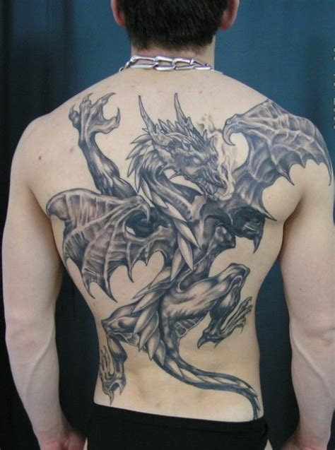 dragon  tattoos  meanings