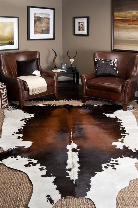 Cowhide Rug Decorating Ideas by 41 Striking Africa Inspired Home Decor Ideas Digsdigs