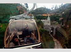 El Santuario de Las Lajas, una maravilla al borde de un