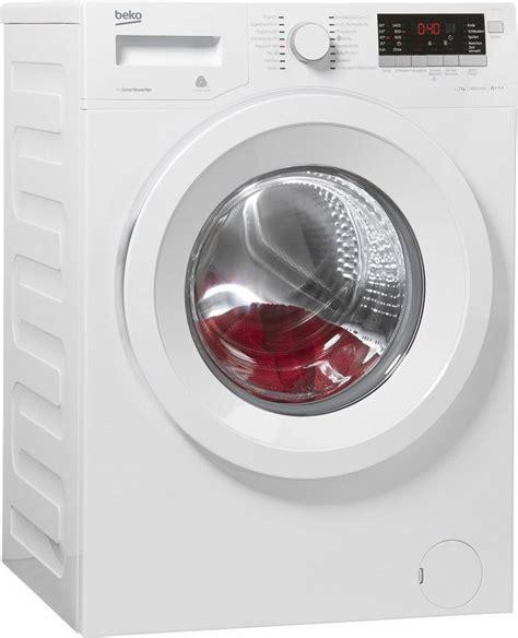 beko waschmaschine auf werkseinstellung zurücksetzen beko waschmaschine wya 71483 ptle a 7 kg 1400 u min kaufen otto