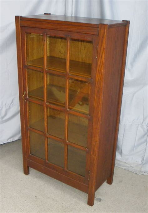 25 Inch Bookcase by Bargain S Antiques Antique Mission Oak Bookcase