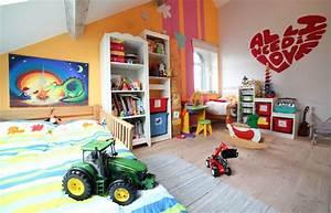 Agencer Une Chambre : les r gles de base pour agencer une chambre d enfant www ~ Zukunftsfamilie.com Idées de Décoration