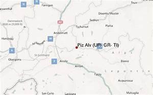 Piz Alv (UR, GR, TI) Mountain Information