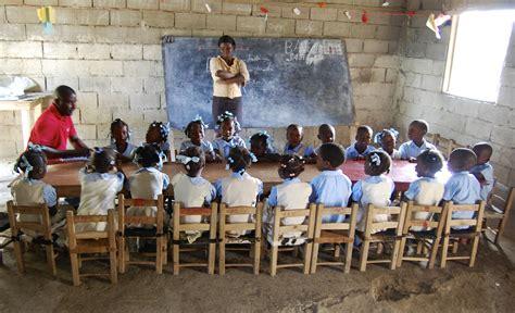 #saintjoseph'suniversity; #education; #haiti