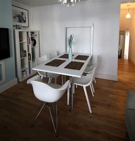 Folding Dining Table: Most Unique Space Saver For Home