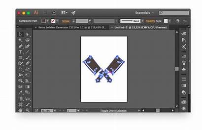 Illustrator Ai Downloaded Website Elements Stage Copy