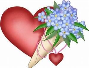 Beau Bouquet De Fleur : joli coeur et beau bouquet de fleurs centerblog ~ Dallasstarsshop.com Idées de Décoration