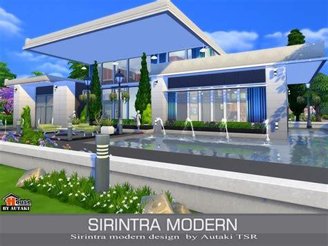 autakis sirintra modern design