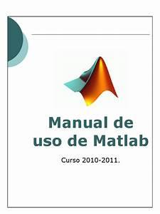 Manual Matlab Pdf