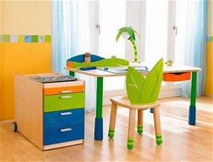 Bureau Enfant Garcon : bureau d angle pour enfant bureau rangement enfant lepolyglotte ~ Teatrodelosmanantiales.com Idées de Décoration
