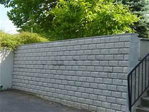 Betonsteine Gartenmauer Preise : referenzen ~ Frokenaadalensverden.com Haus und Dekorationen