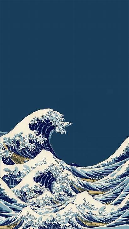 Wave Kanagawa Oc Wallpapers Extended Version Reddit