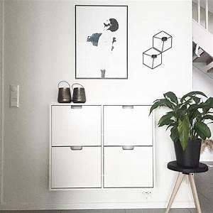 Ikea Schuhschrank Ställ : ikea 39 st ll 39 shoe cabinet interi r pinterest interiors hall and small hallways ~ Pilothousefishingboats.com Haus und Dekorationen