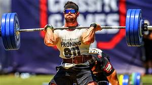 Crossfit Games 2019  Rich Froning Prepared For Mat Fraser To Ascend