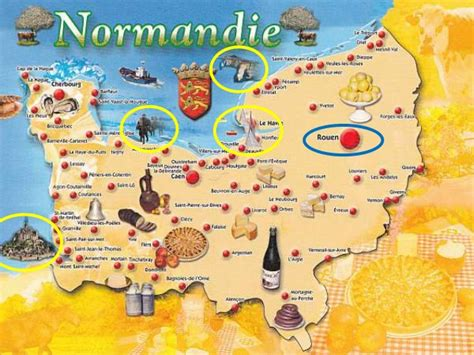 spécialité normande cuisine présentation normandie