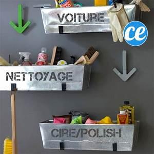 Idée Rangement Garage : 28 super id es de rangement pour le garage ne ratez pas ~ Melissatoandfro.com Idées de Décoration