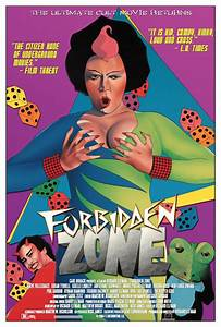 FORBIDDEN ZONE IN COLOR DVD Review | Collider | Collider