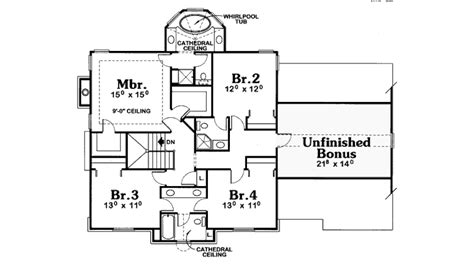 Mead Plains Early American Home Plan 026d-1772