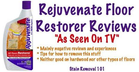 rejuvenate wood floor cleaner reviews rejuvenate floor restorer and floor cleaner reviews