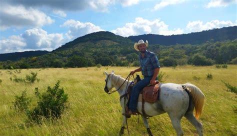 riding san horseback antonio texas hill country western