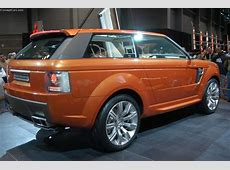 2004 Land Rover Range Stormer Concept Image Photo 2 of 29