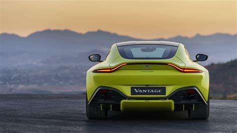 Aston Martin Vantage 4k Wallpapers by 2018 Aston Martin Vantage 4k 6 Wallpaper Hd Car