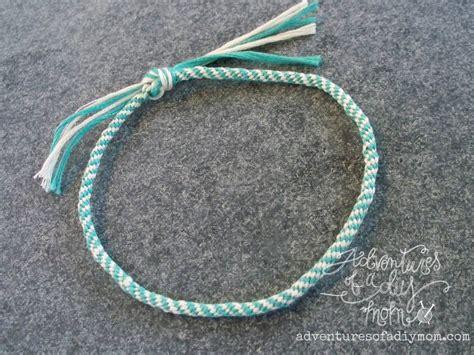 kumihimo braided bracelet  anklet