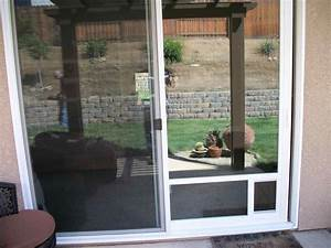 Door insert stained glass door inserts and wrought iron for Dog door window insert